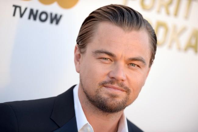Leonardo DiCaprio lors de la cérémonie des Critics' Choice Awards à Santa Monica, le 16 janvier 2014.