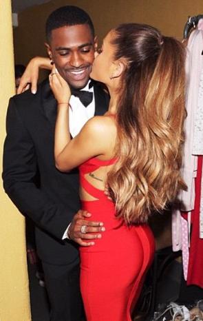Photos : Big Sean et Ariana Grande : baisers passionnés !