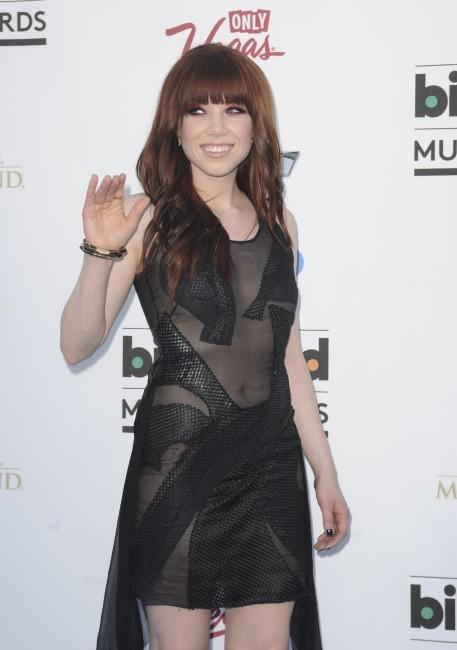 Carly Rae Jepsen le 19 mai 2013 à Las Vegas