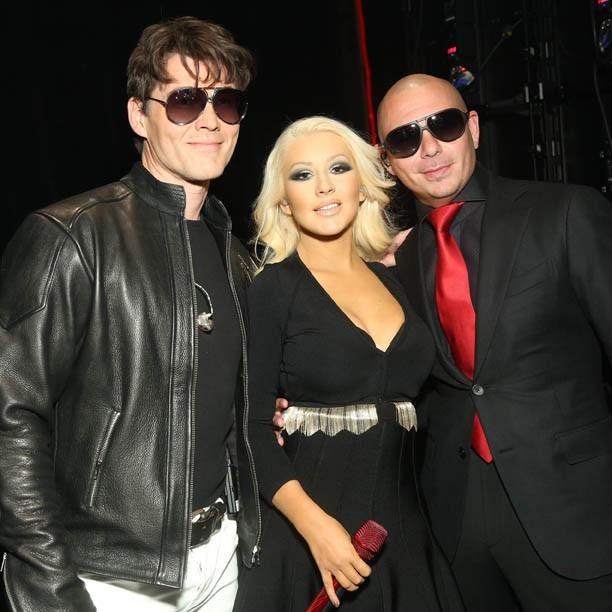 Christina Aguilera lors de la cérémonie des Billboard Awards à Las Vegas le 19 mai 2013