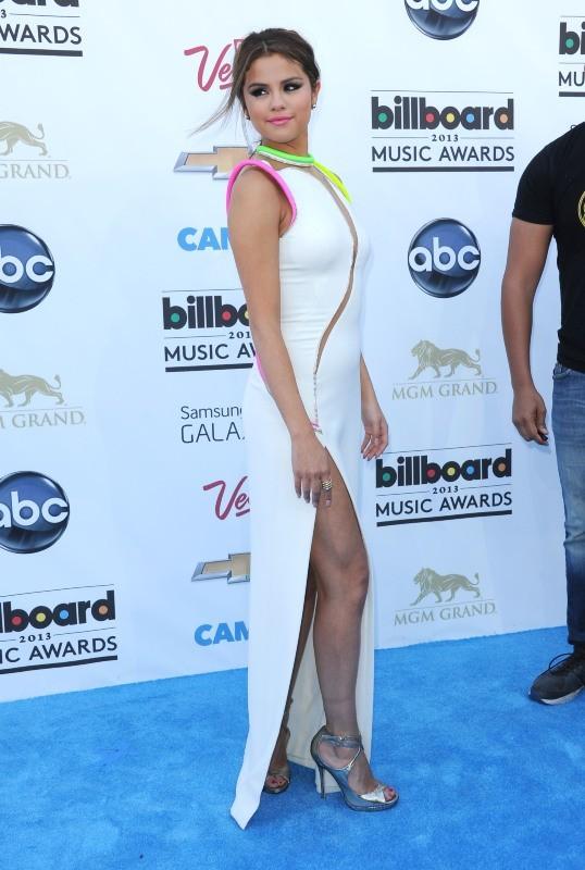 Selena Gomez lors de la cérémonie des Billboard Music Awards 2013 à  Las Vegas, le 19 mai 2013.