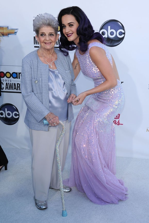 Katy Perry aux Billboard Music Awards 2012