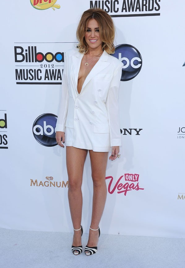 Miley Cyrus aux Billboard Music Awards 2012