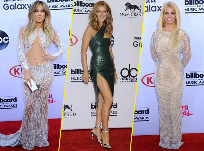 Photos : Billboard Music Awards 2015 : JLo, Céline, Britney, Mariah : le rendez-vous des superstars de Vegas !