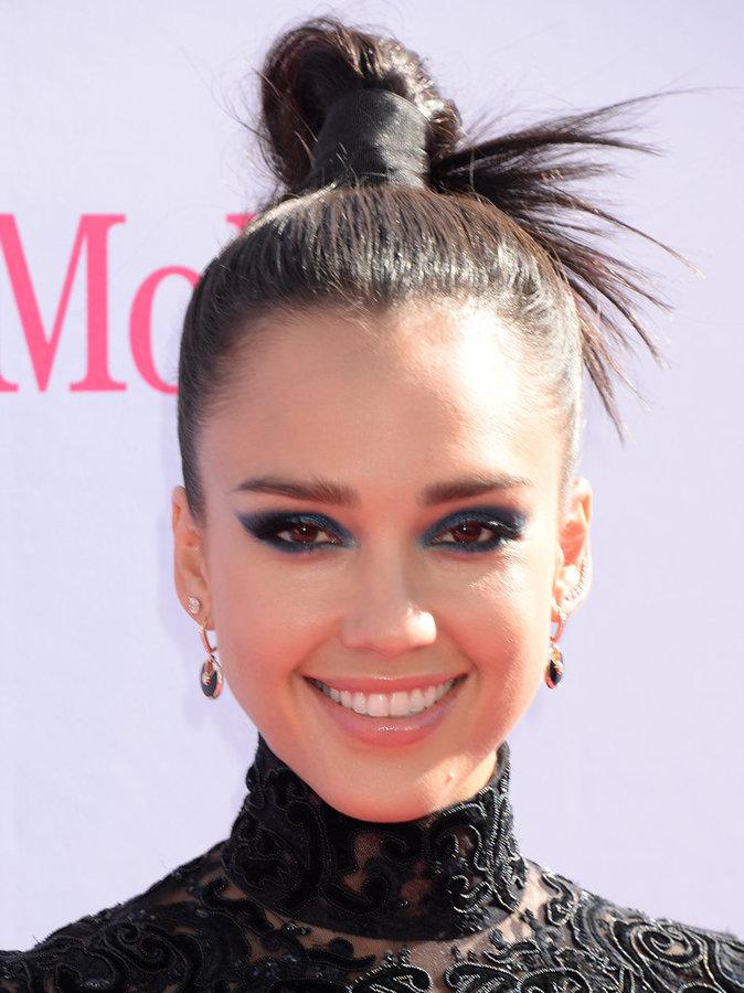 Jessica Alba à Las Vegas à la cérémonie des Billboard Music Awards 2016