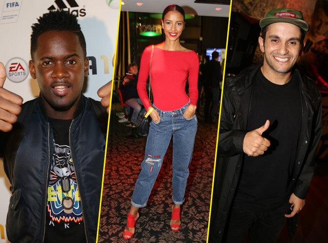 Photos : Black M, Flora Coquerel, Malik Bentalha... Découvrez les accros au foot !