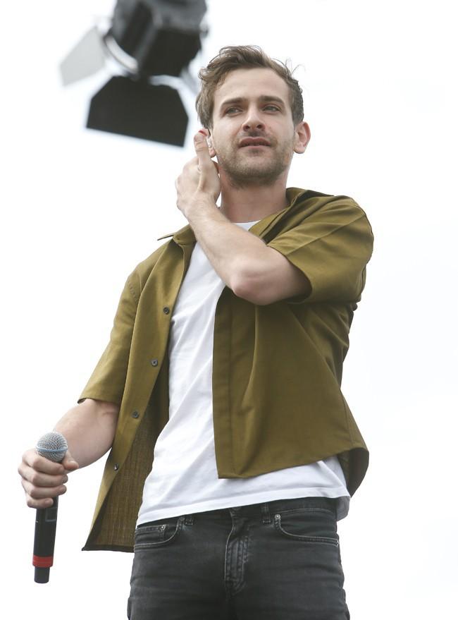 Josef Salvat en concert pour la Secours Populaire le 19 août 2015