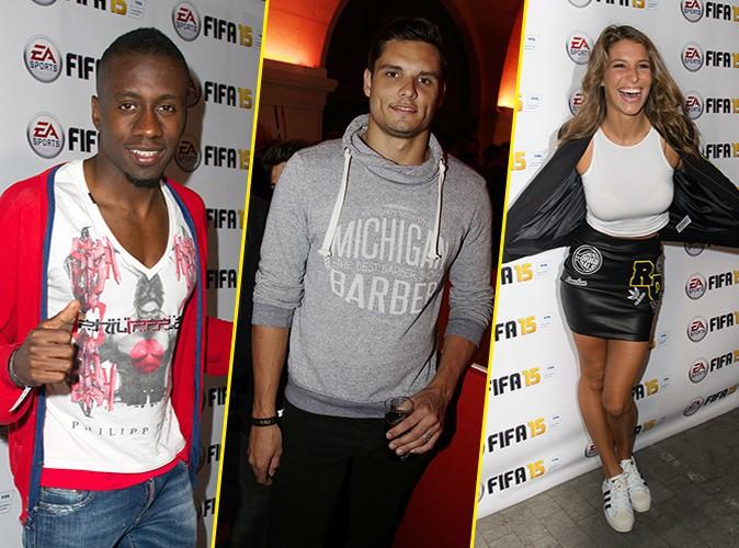 Photos : Blaise Matuidi, Florent Manaudou et Laury Thilleman : tous présents à l'inauguration de FIFA 2015 !