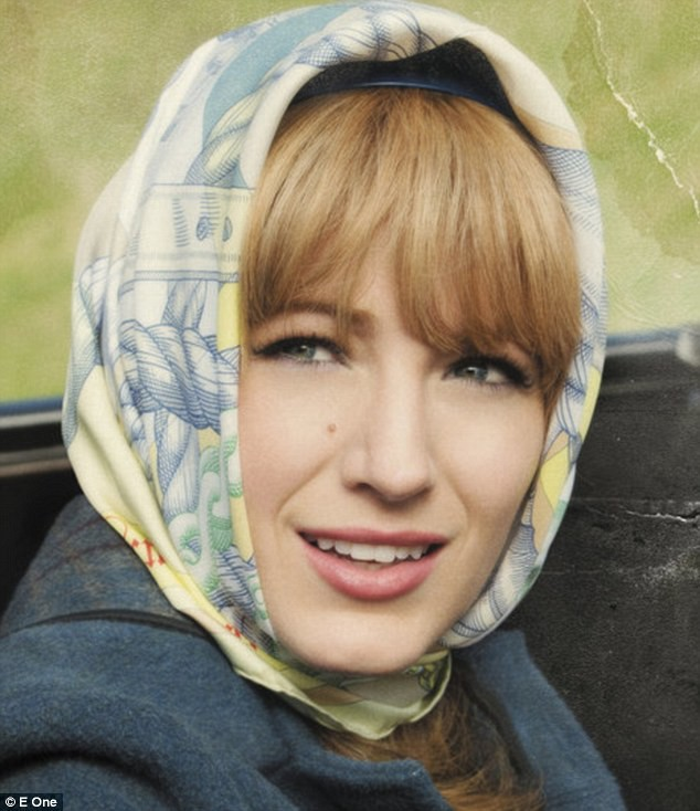 "Photos : Blake Lively : Beauté éternelle pour ""The Age of Adaline"" !"