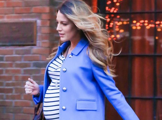 Photos : Blake Lively enceinte : après un tapis rouge divin, retour au stress quotidien !