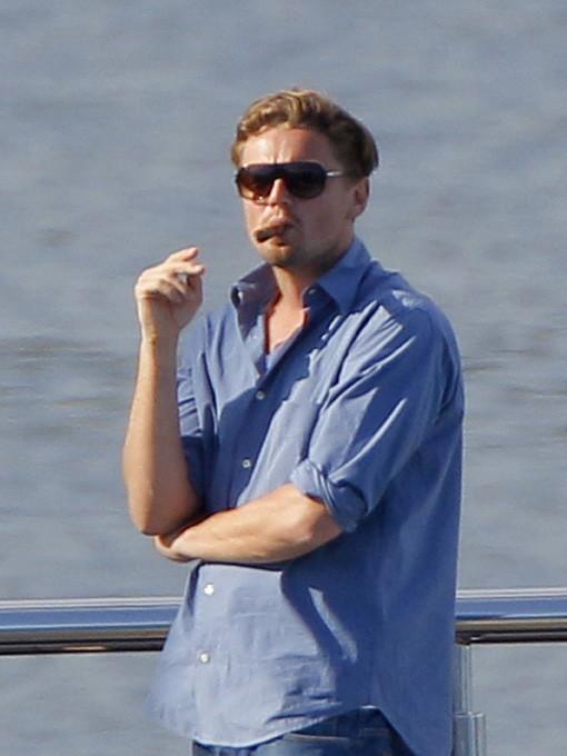 Leonardo DiCaprio, une star trop puissante pour la jeune Blake ?