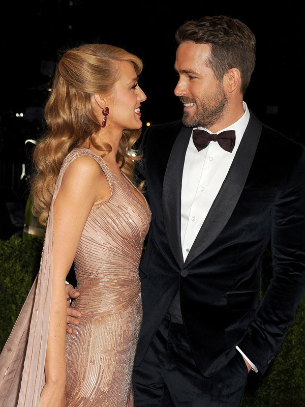 Blake Lively et Ryan Reynolds à New York (mai 2014)