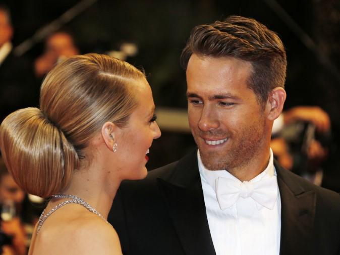 Blake Lively et Ryan Reynolds plus complices que jamais au Festival de Cannes (mai 2014)