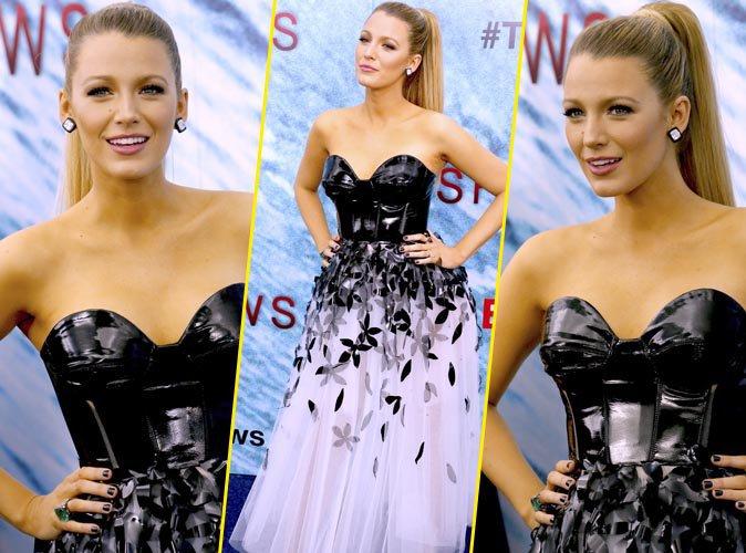 """Photos : Blake Lively foule le tapis rouge plus glamour que jamais pour l'Avant-Première de """"The Shallows"""" !"""