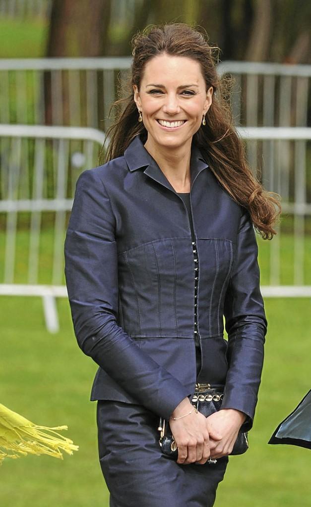 Photos : Kate Middleton a un niveau Bac+4