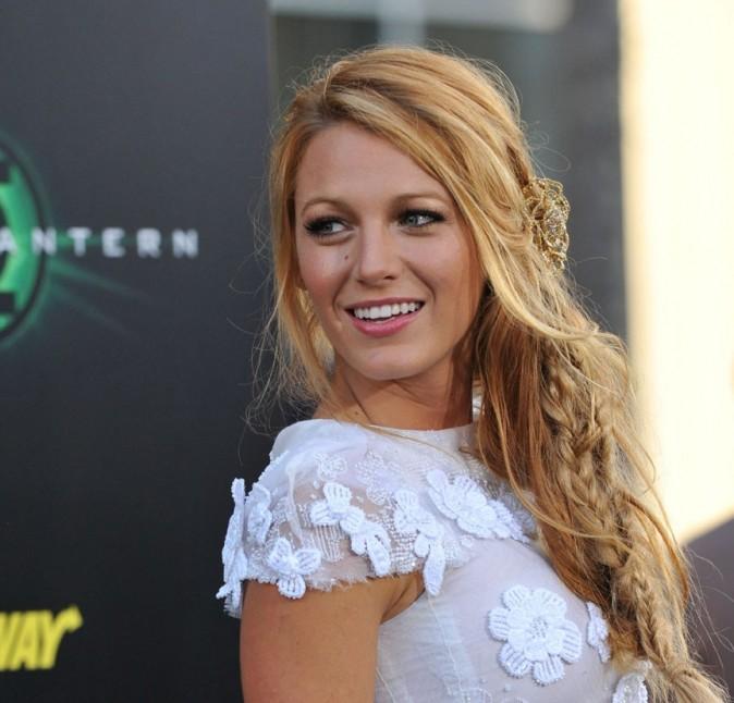 Blake Lively lors de la première de Green Lantern à Los Angeles, le 15 juin 2011.
