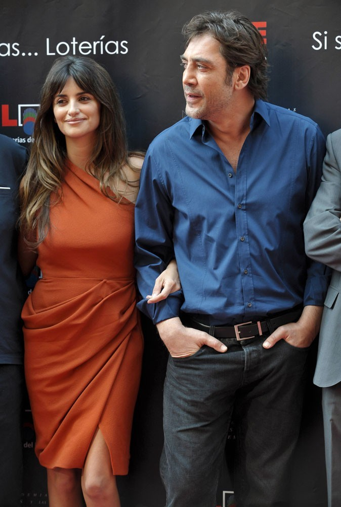 Photos : le mariage secret de Penélope Cruz et Javier Bardem