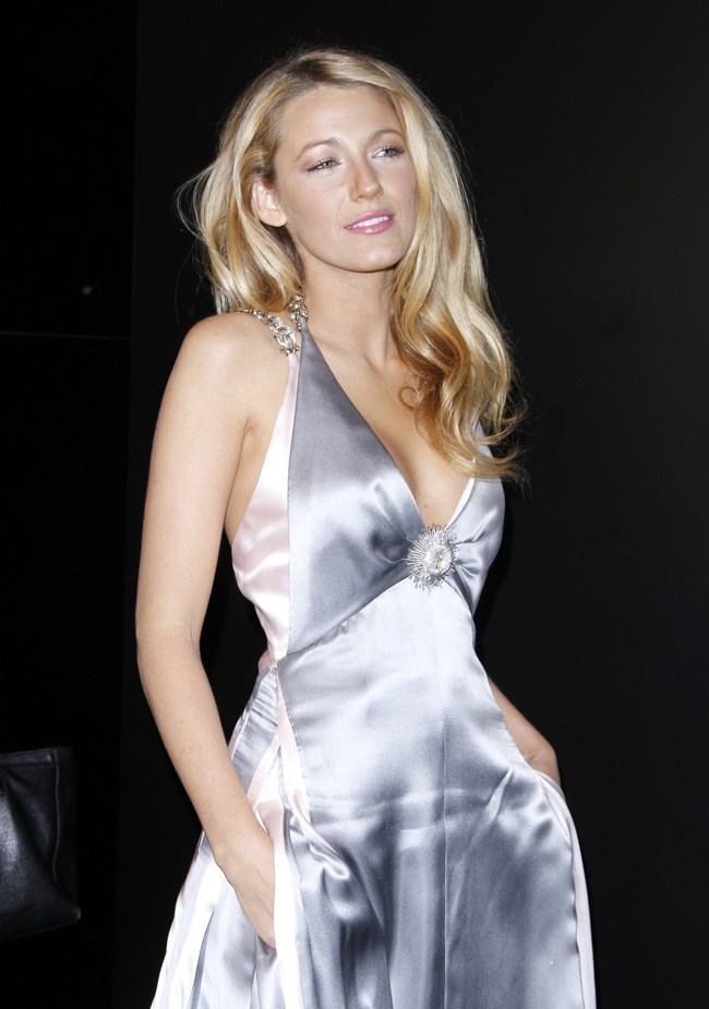 Blake Lively le 9 octobre 2012 à New York