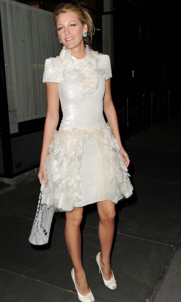 Une sublime robe Chanel !