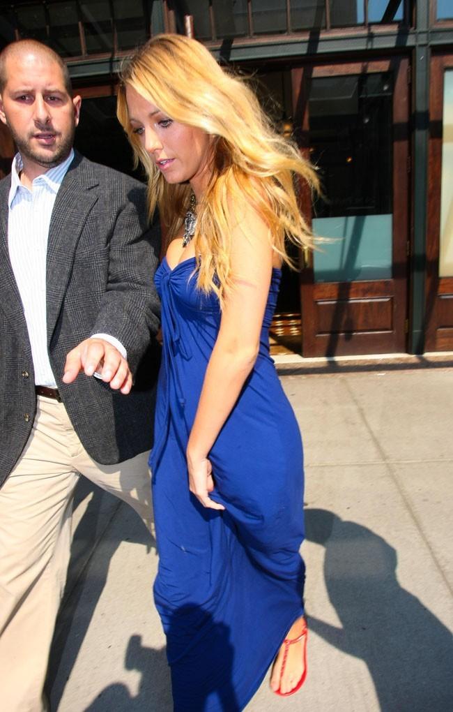 Blake Lively le 29 juin 2012 à New York