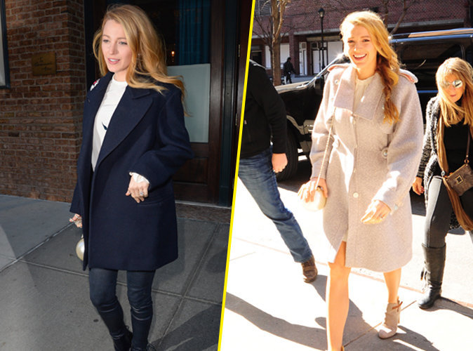 Blake Lively : une Gossip Girl � New York !