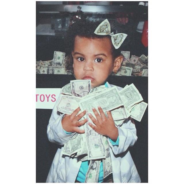 Blue Ivy Carter : la fille de Beyoncé et Jay Z fête déjà ses 3 ans !