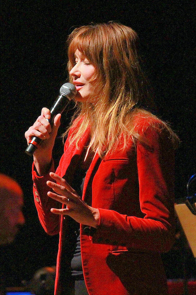 Carla Bruni