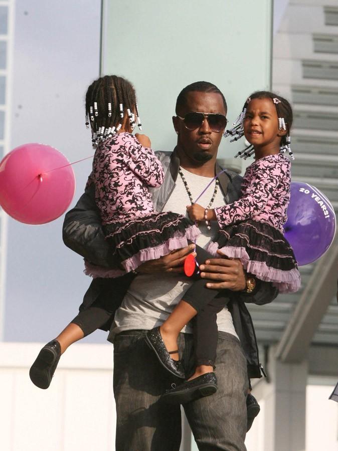 Il faudrait avertir Diddy que ses filles ont des pâtes dans les cheveux