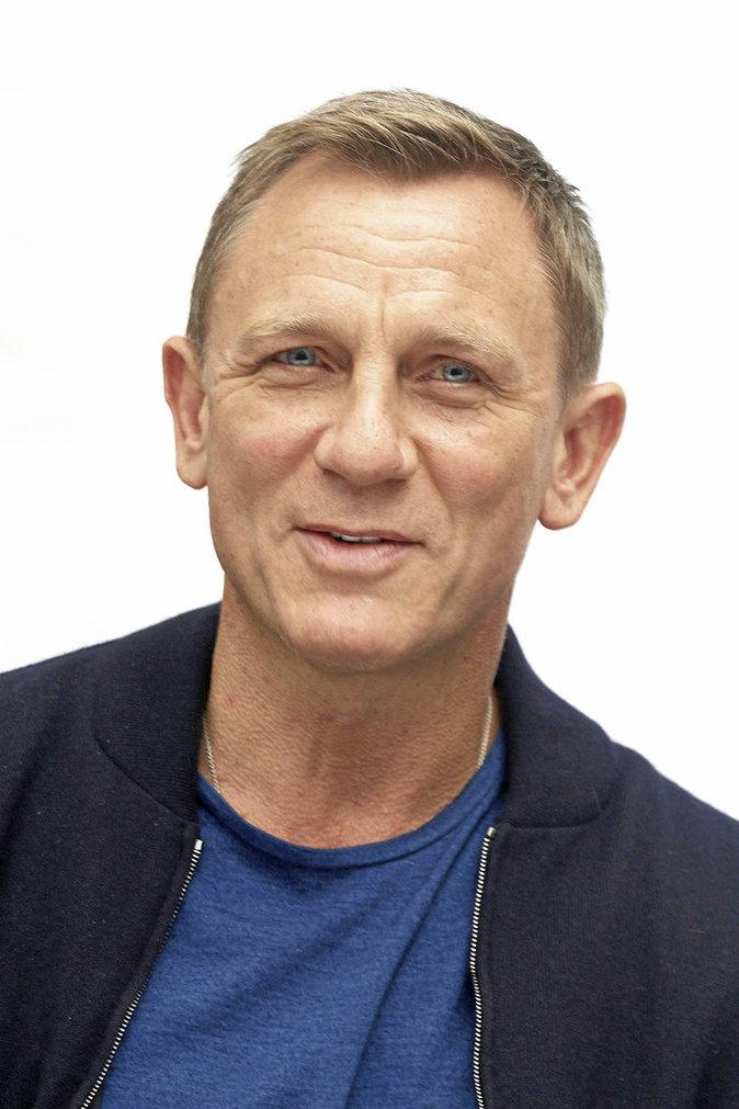 Daniel Craig en 2015