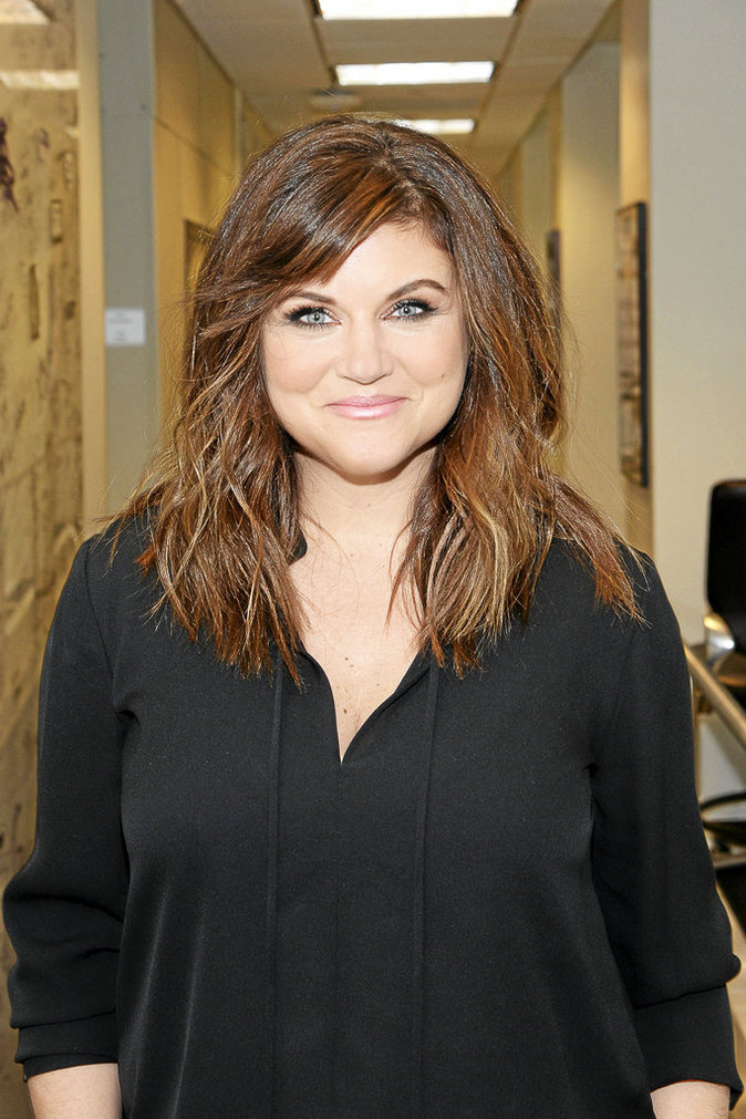 Tiffani Thiessen en 2016