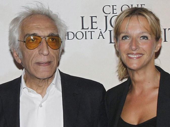 Gérard Darmon & sa femme Christine