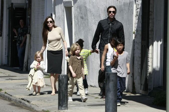 Brad Pitt a beaucoup fait pour la Nouvelle-Orléans...