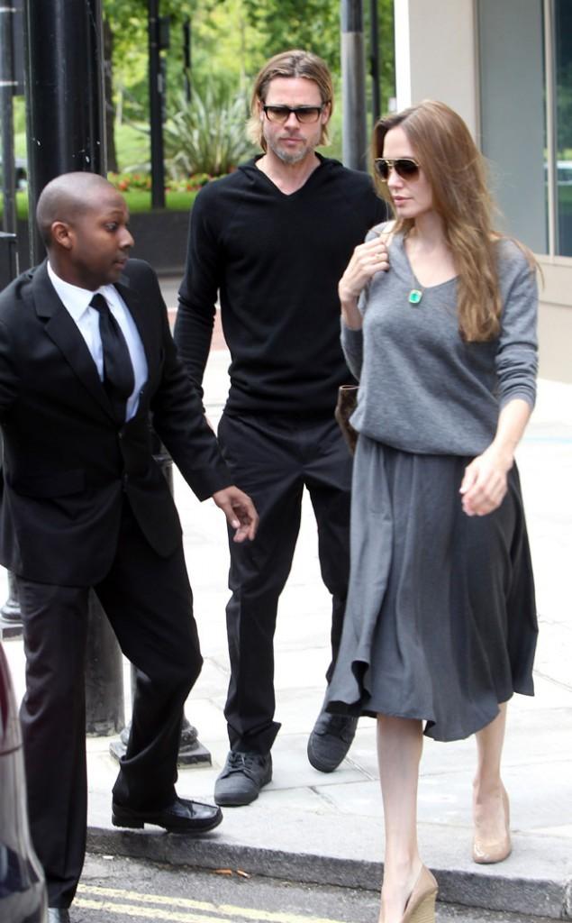 Jennifer Aniston, comme un fantôme dans leur couple !