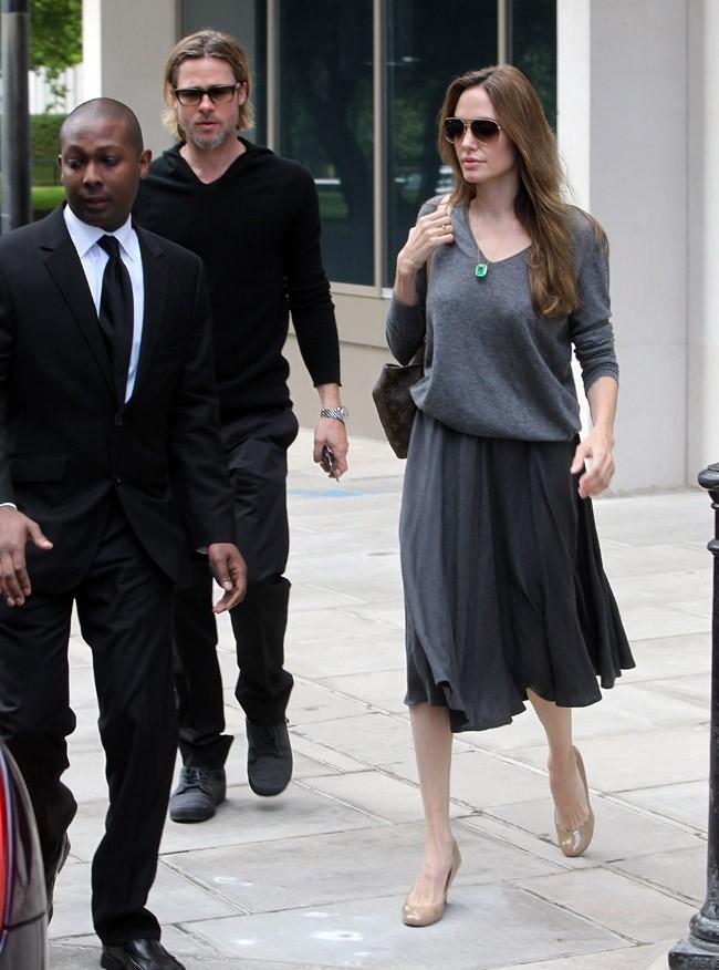 Oups, Brad Pitt a encore parlé de son ex !