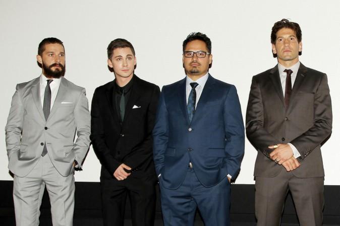 L'équipe du film à New York le 14 octobre 2014