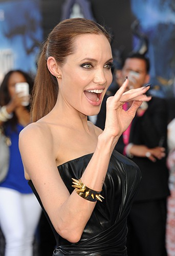 Angelina Jolie à Los Angeles le 28 mai 2014