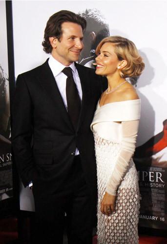 Bradley Cooper : avec Sienna Miller, il en oublierait presque Suki Waterhouse !