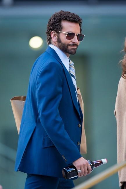 Bradley Cooper, New York, 17 mai 2013.