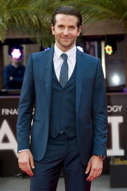 Bradley Cooper à Londres