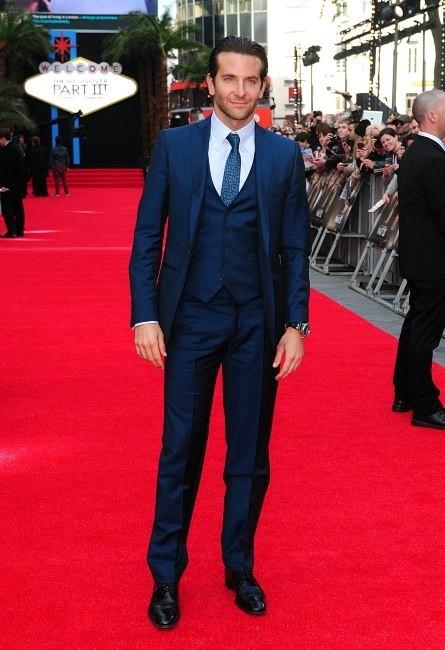 Le beau gosse Bradley Cooper