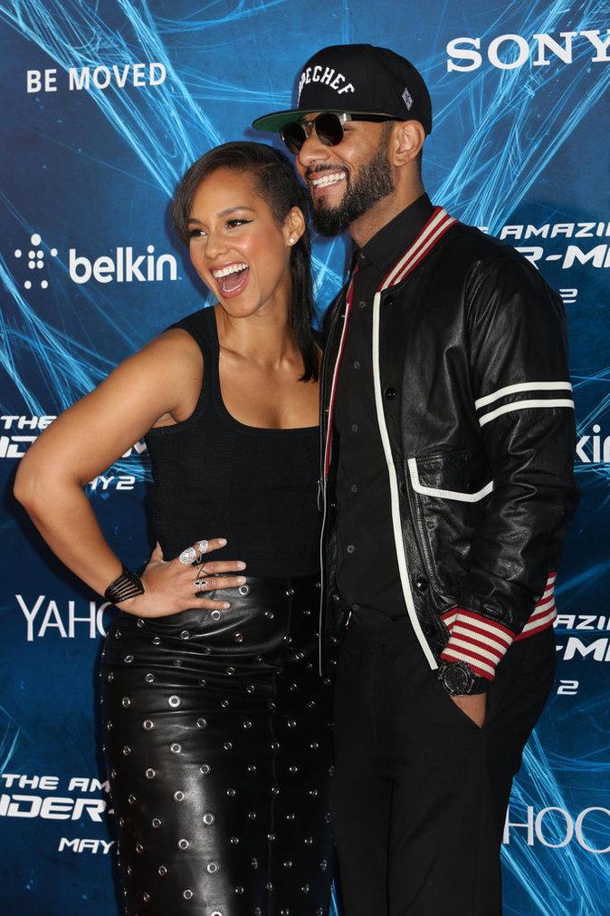 Alicia Keys et Swizz Beats