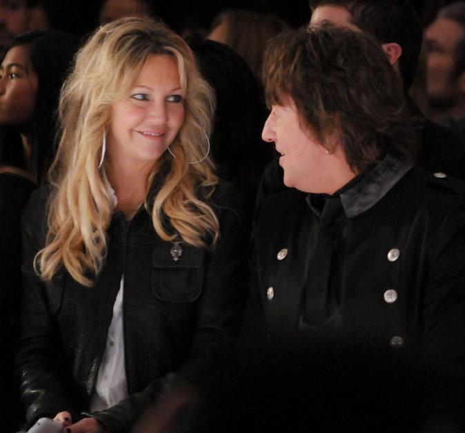 Heather Locklear et Richie Sambora