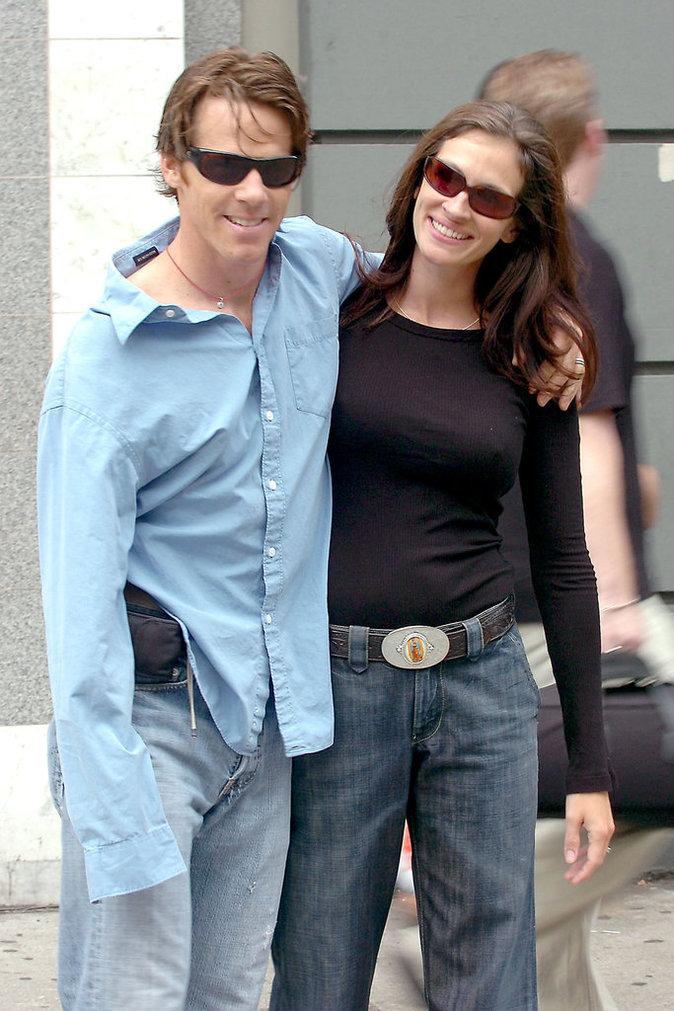 Julia Roberts et Danny Moder