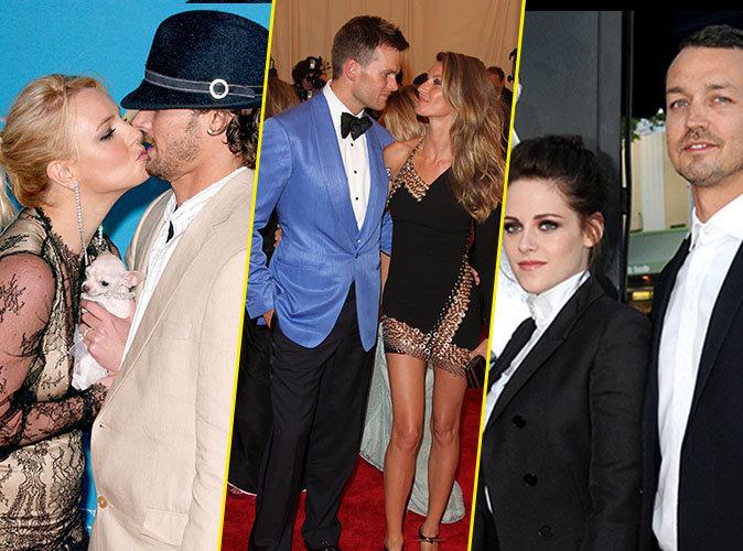 Photos : Britney Spears, Kristen Stewart, Gisele Bündchen... les briseuses de couples les plus célèbres de l'histoire !