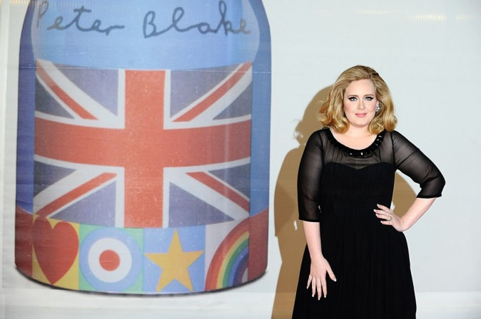 La star des Brit Awards 2012, c'est elle !