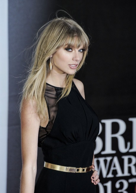 Taylor Swift le 20 février 2013 à Londres
