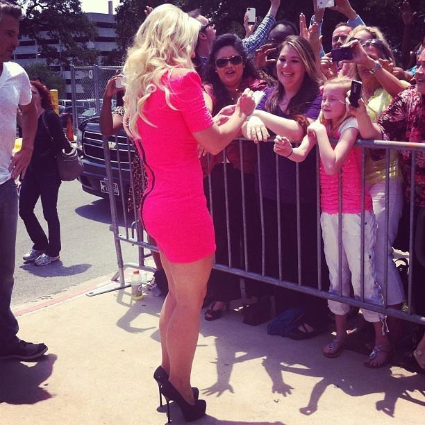 Britney, toujours là pour ses fans