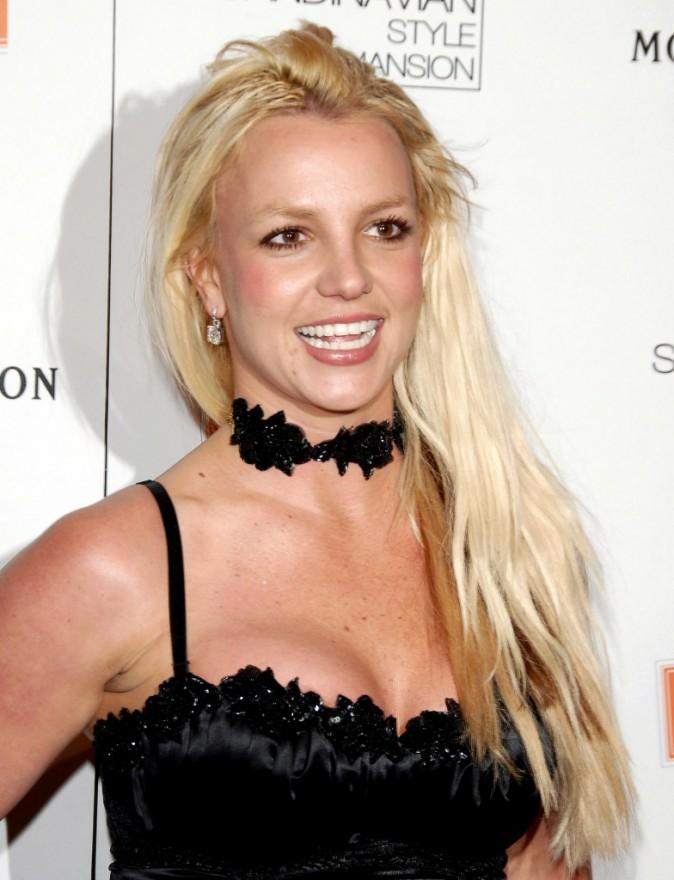 Britney Spears en 2007
