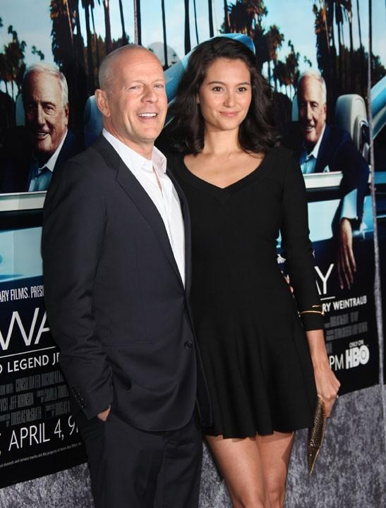 Bruce Willis va être papa pour la 4ème fois !