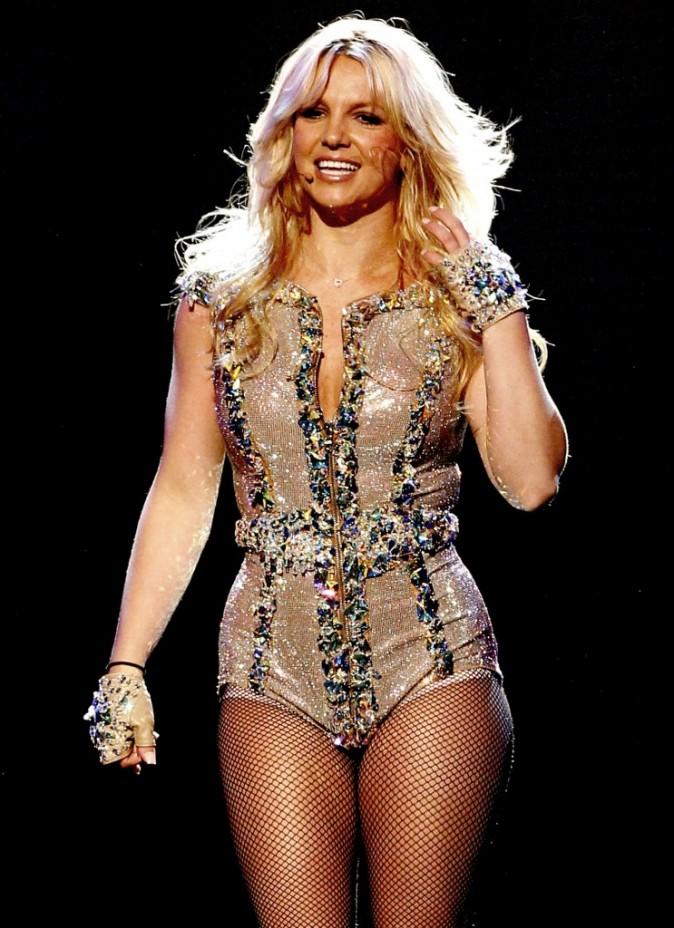 Britney Spears plus radieuse que jamais !